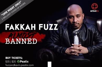 Fakkah Fuzz + Kavin Jay
