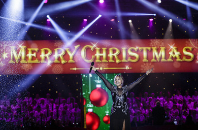 Woolworths Carols in the Domain